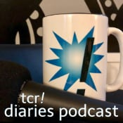tcr! diaries podcast