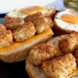 FEoFB - 04 - Tator Tots on French Bread