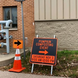 Pumpkin Composting Event - Pumpkin Composting Event 2 - 2