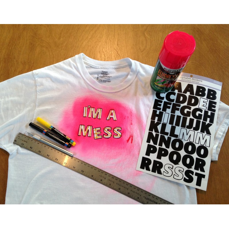 I'm a Mess - t-shirt - Primary Image