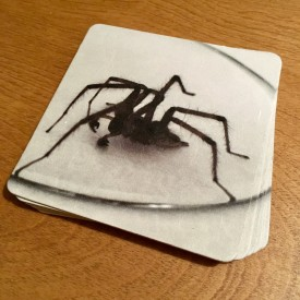 Seven legged spider - coaster set