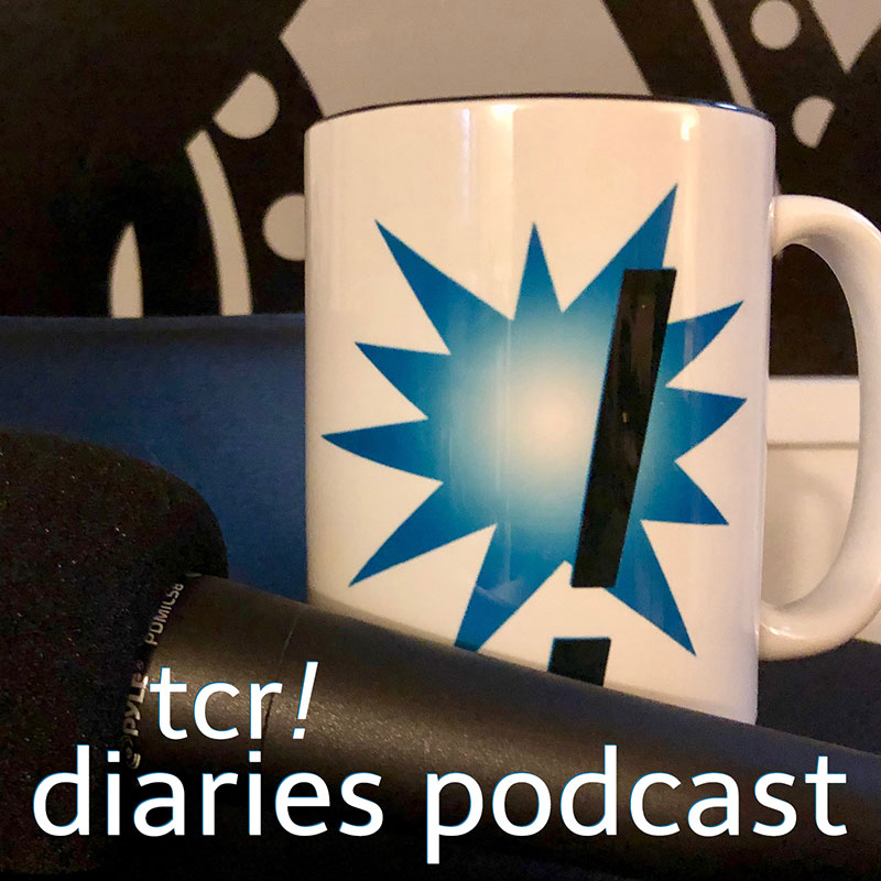 tcr! diaries - the podcast (donation)