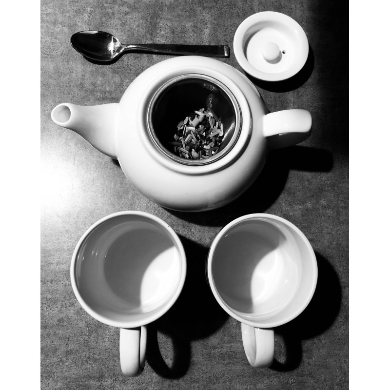 Tea for two - photo print - Primary Image