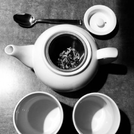 Tea for two - photo print