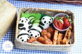 character bento food art lunch li ming 104