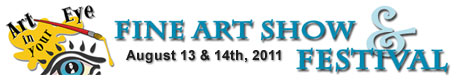 Art in Your Eye banner
