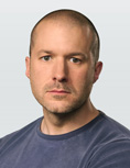 Jonathan Ive and his stare
