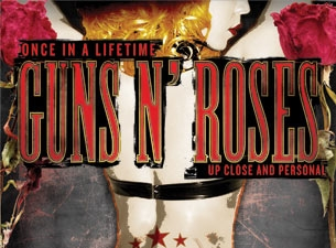 Guns N' Roses at House of Blues Chicago Tickets