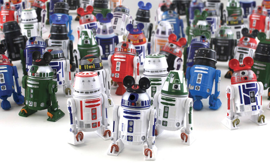 Build Your Astromech Droid toy