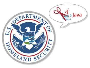 Keep Java Disabled Says Homeland Security
