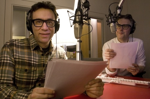 Fred Armisen Co-Hosts With Ira Glass | This American Life