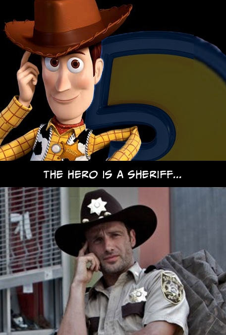 A Convincing Argument That 'The Walking Dead' And 'Toy Story' Are One And The Same