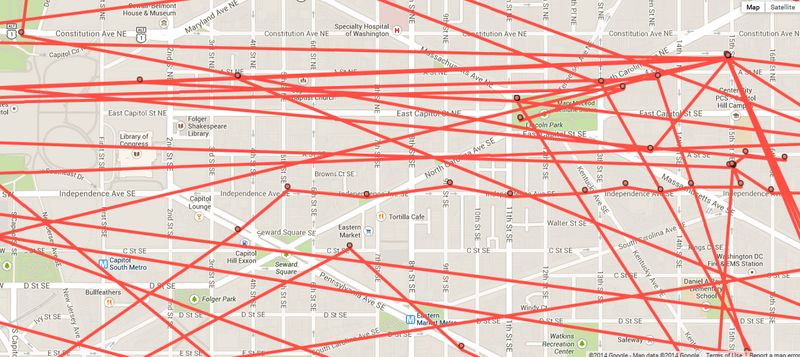 Google Maps is tracking everywhere you go