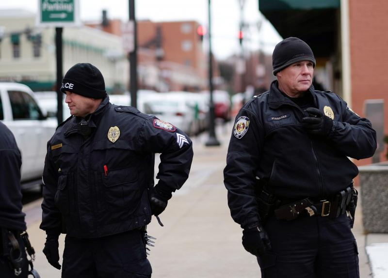 Grand jury reaches decision in case of Ferguson officer