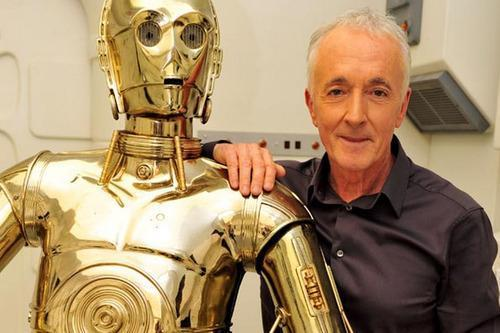 Star Wars 7 'Better Than Empire Strikes Back' Says C-3P0 Star