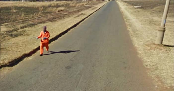31 Times That Google Street View Did Not Disappoint Us. #16 Is Almost Too Crazy.