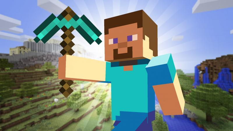 Microsoft bought Minecraft