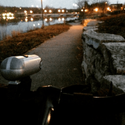 bike ride on the fox river 2