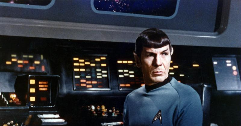 Leonard Nimoy (Spock of Star Trek) dies at 83
