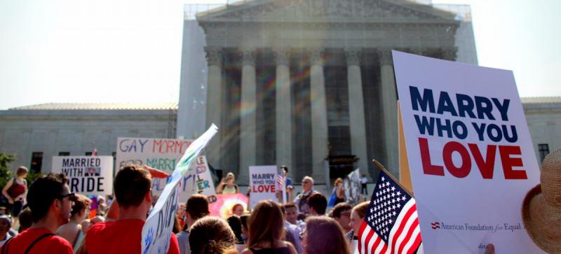 BREAKING: Supreme Court Rules Same-Sex Marriage To Be Law Of The Land Nationwide In Historic Ruling