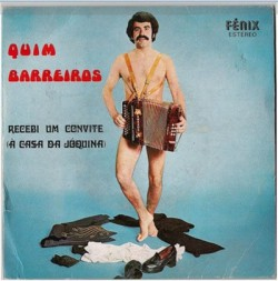 Quim and his accordian