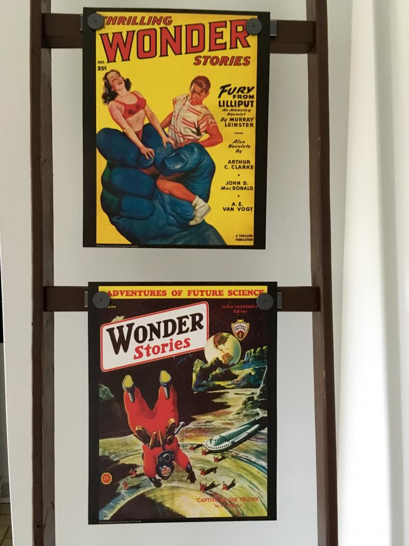 Wonder Stories ladder 1
