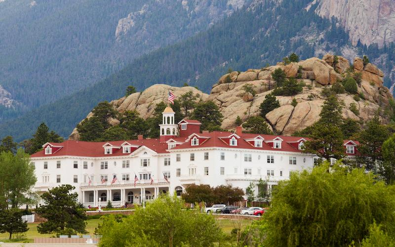 Colorado's 'The Shining' Hotel is Finally Getting That Hedge Maze
