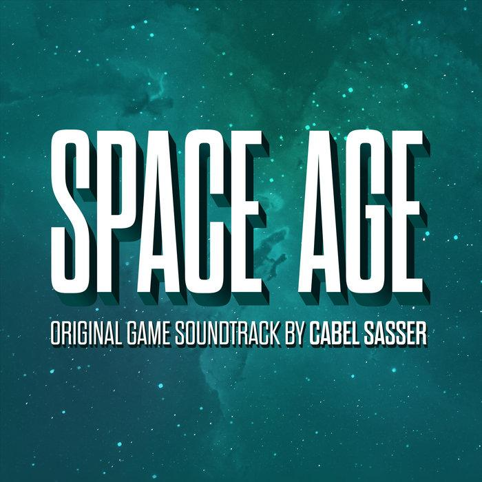 Space Age (Original Game Soundtrack), by Cabel Sasser