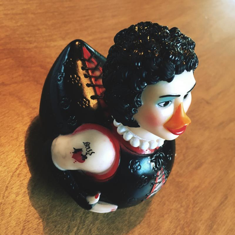 Sweet transvestite from outer space   duck edition