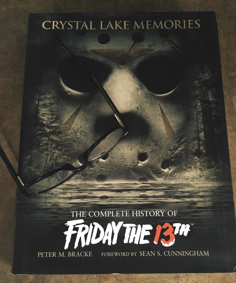 Crystal Lake Memories the book