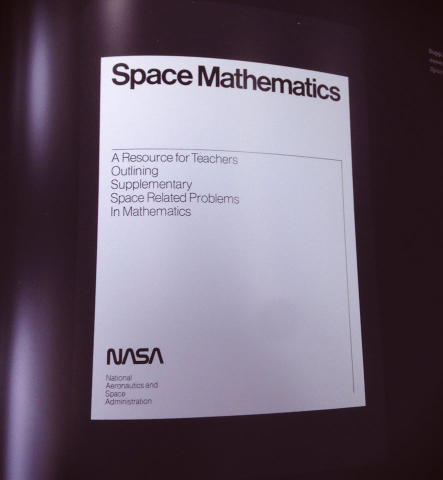 NASA Space Mathematics