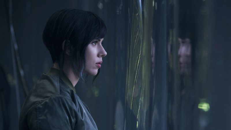 Ghost in the Shell dies at the box office