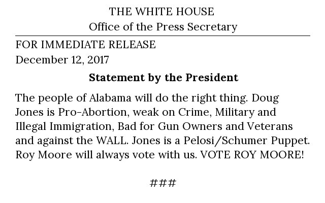 The People of Alabama will do the right thing