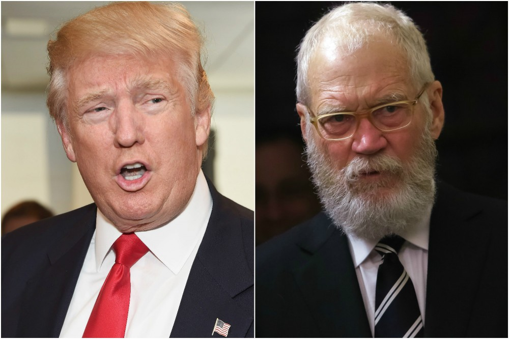 Letterman on Trump