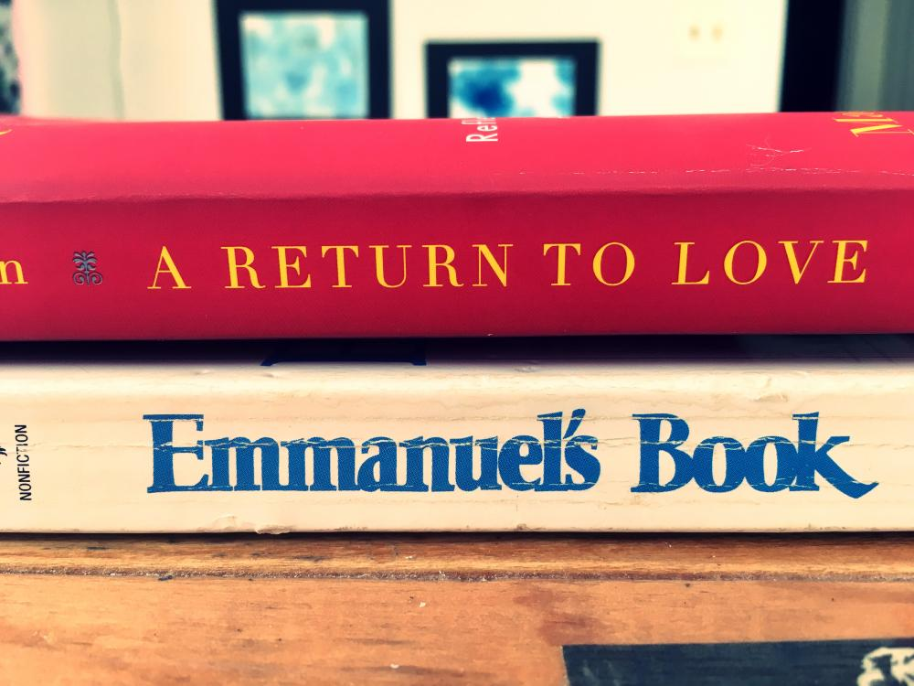 A Return to Love and Emmanuel's Book