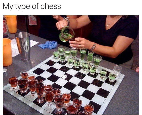 My type of chess
