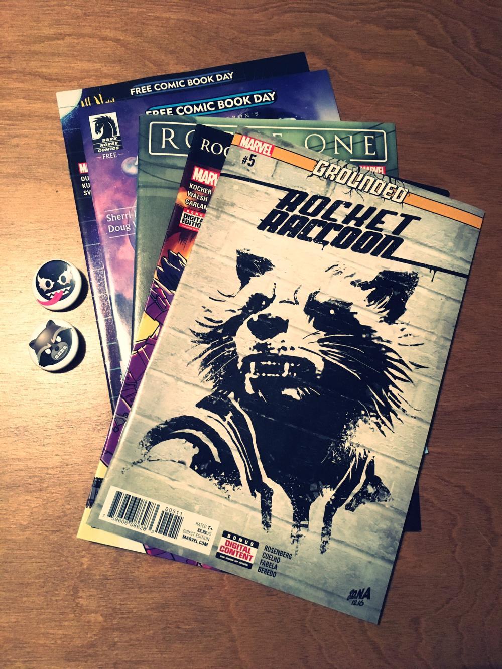 Free Comic Book Day - 2017