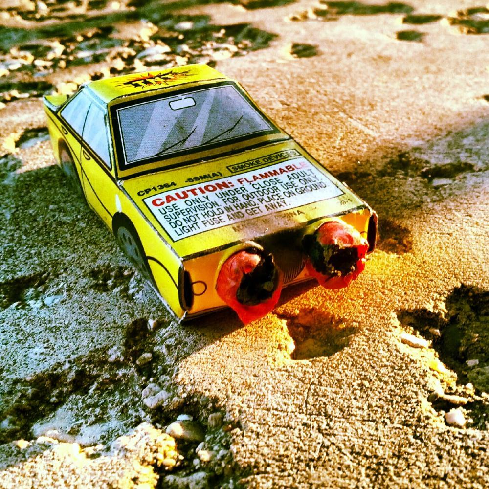 TNT car
