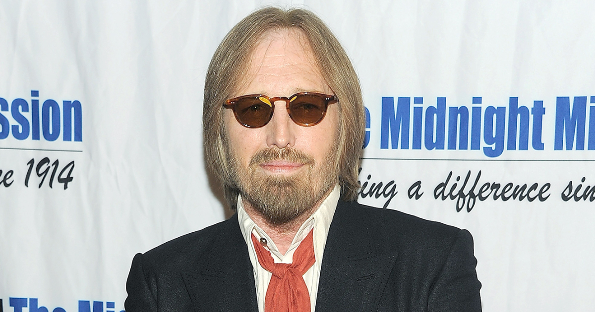 And now Tom Petty