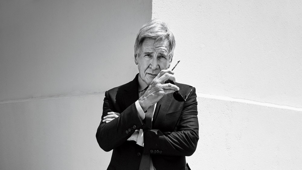 Harrison Ford on ˜Star Wars, Blade Runner, and Punching Ryan Gosling in the Face