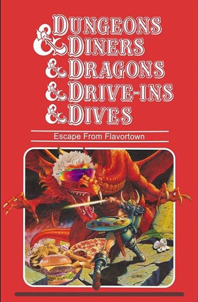 Dungeons and Diners and Dragons