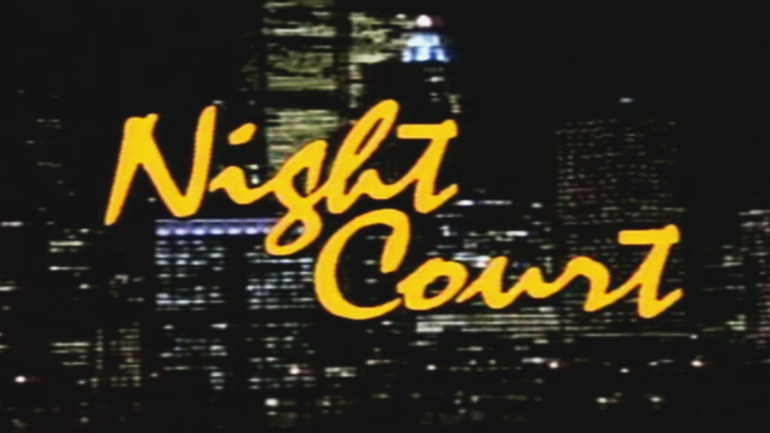 Night Court marathon