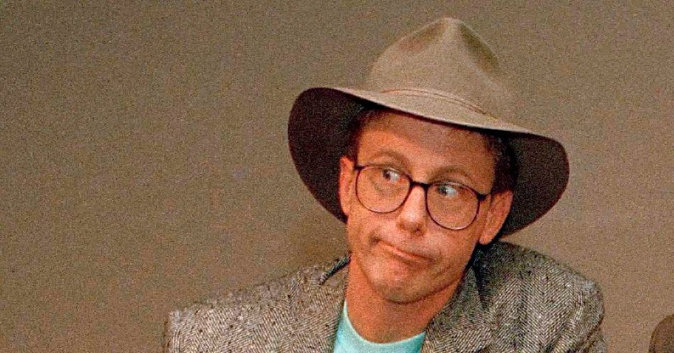Peace out, Harry Anderson