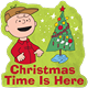 Charlie Brown Christmas Time Is Here