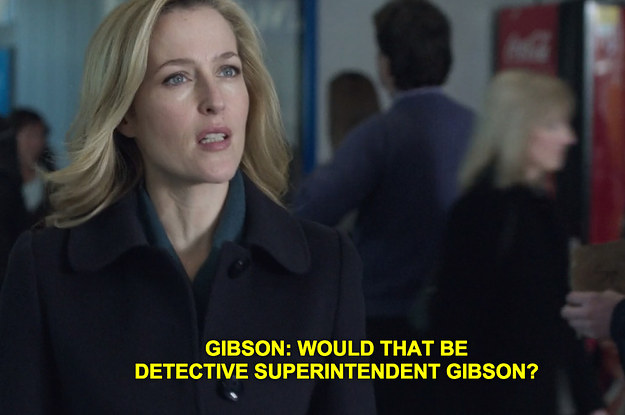 15 Moments When Stella Gibson Was A Total Badass
