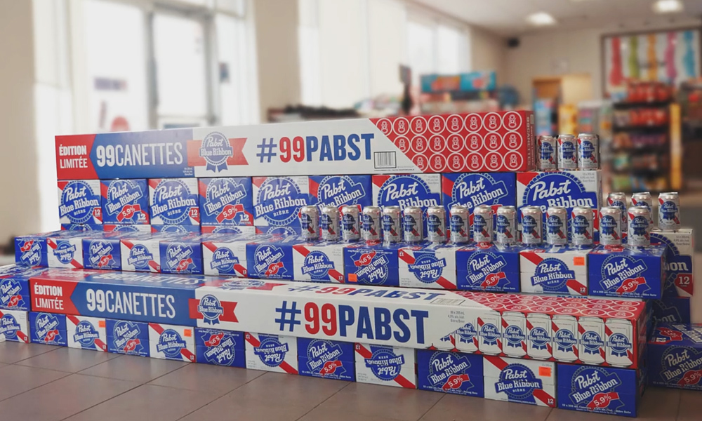 Pabst 99-Pack