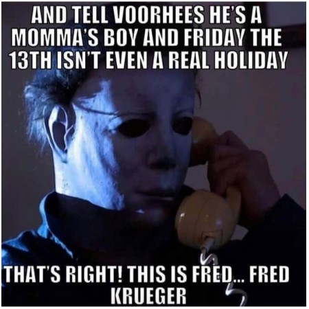 Friday the 13th isnt even a real holiday