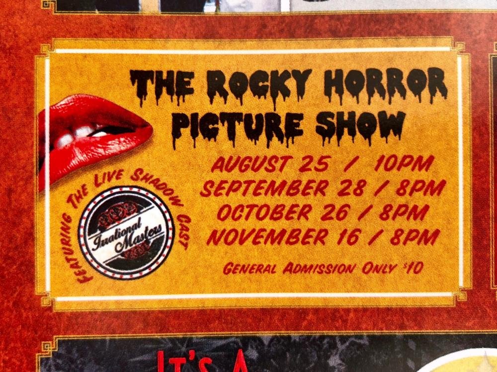 Rocky Horrow Picture Show