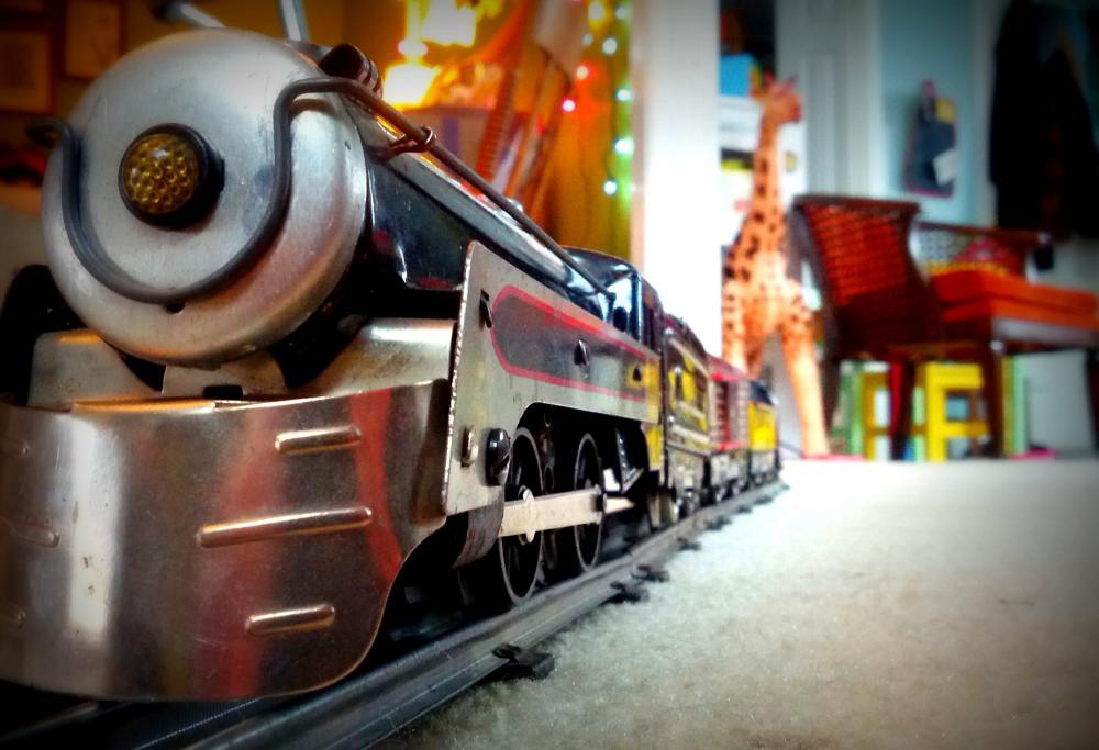Toy train 3