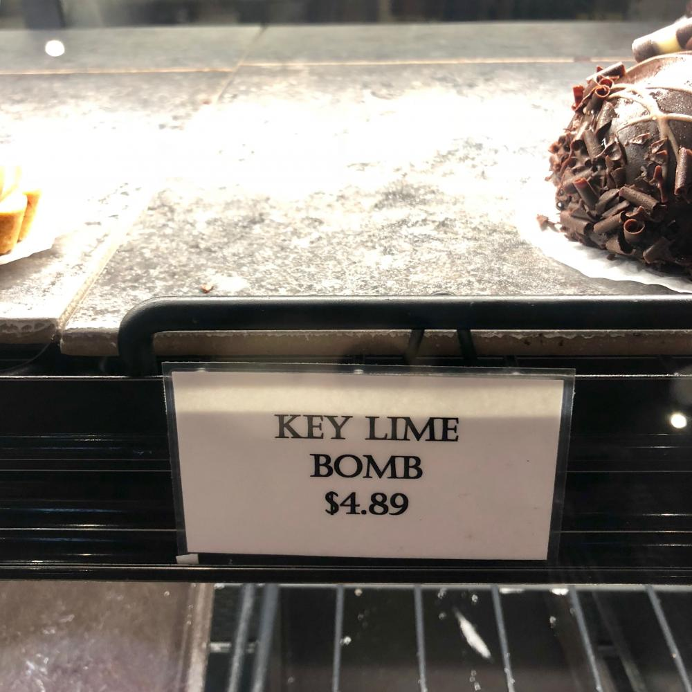 Key Lime Bomb sold out